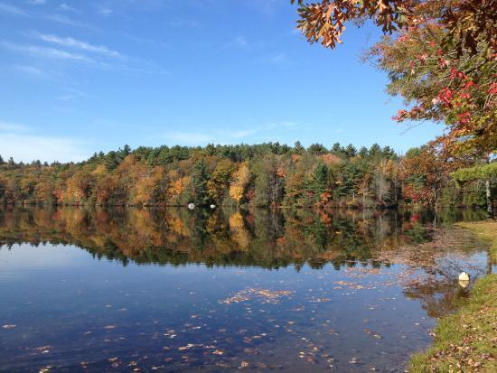 Burr Pond State Park