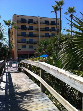 Doubletree Cocoa Beach Oceanfront Reviews