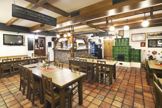 Pension Klokoci: Restaurant