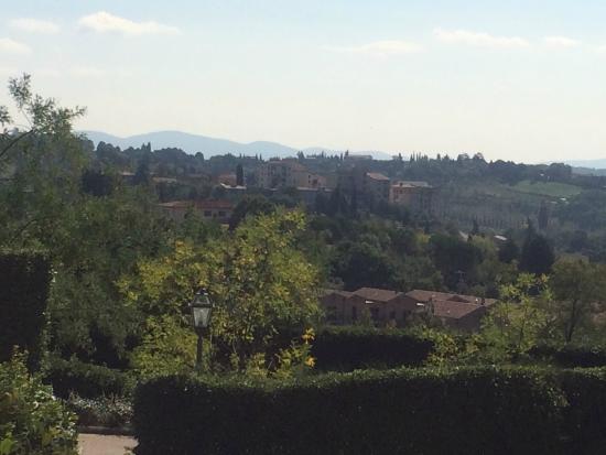 Hotel La Collegiata: essa é a paisagem belíssima