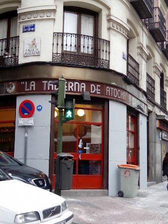 Taberna de Atocha