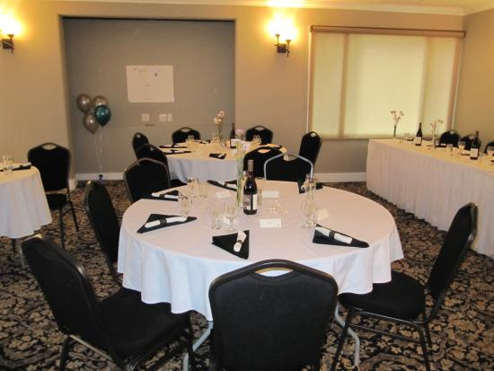 Creston Hotel: Our Banquet Room