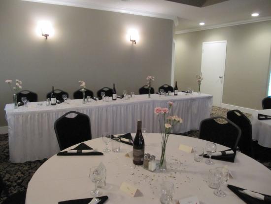 كريستون هوتل: Our Banquet Room