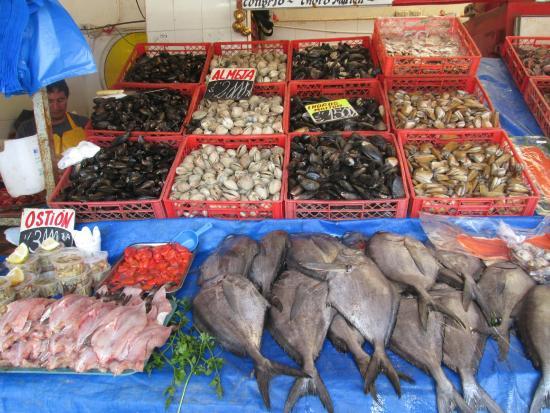 Mercado del Puerto: Puerto Valparaiso