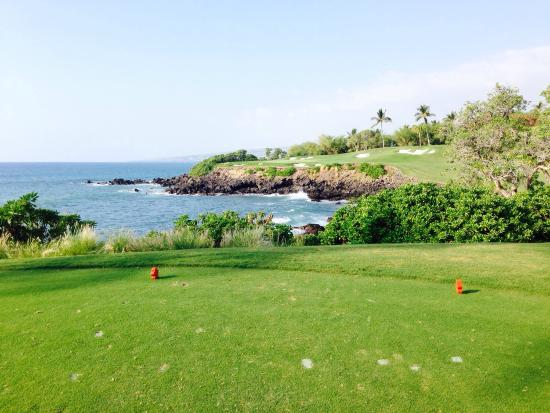 Mauna Kea Resort Golf Course: Awesome views!
