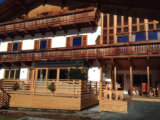 Haus am Muhlbach