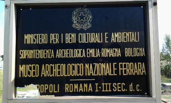 Roman Necropolis of Voghenza