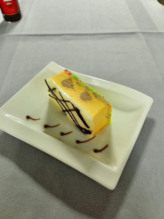 Hotel des Inventions: Dessert