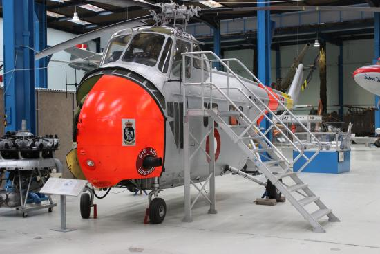 Danish Museum of Science and Technology: Sikorsky S-51C