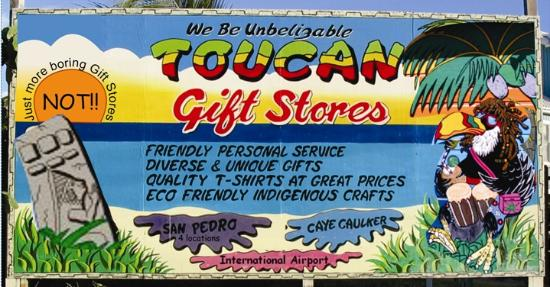 Toucan Gift Stores