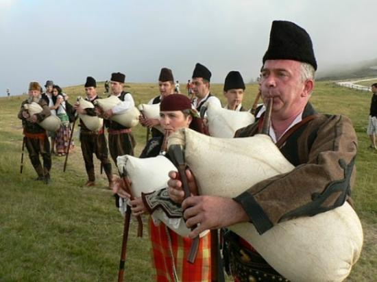 Shiroka Laka, Bulgaria: Traditional Kaba Bagpipe originating from the Rhodopes
