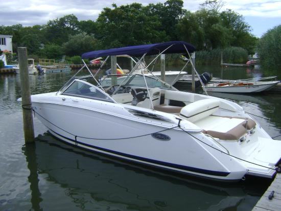 Strong's Marine Boat Rentals: 2014 Cobalt 24' SD Rental $795/day