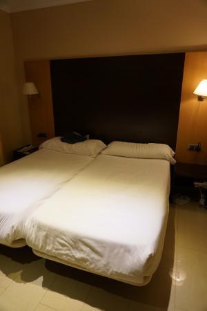 Atlas Hotel : camera