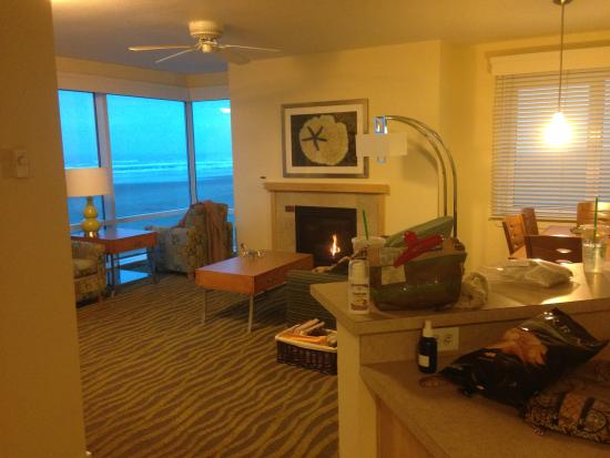 WorldMark by Wyndham Seaside : So inviting!!