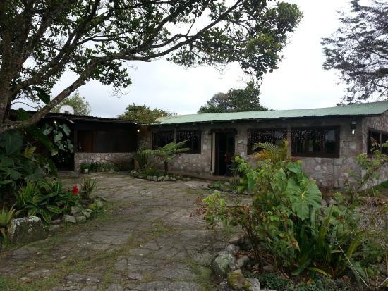 Campamento Chivaton : Habitaciones