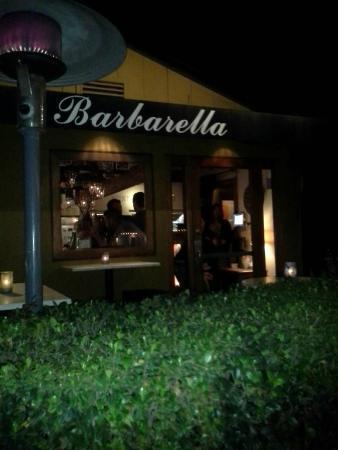 Barbarella Restaurant La Jolla Ca