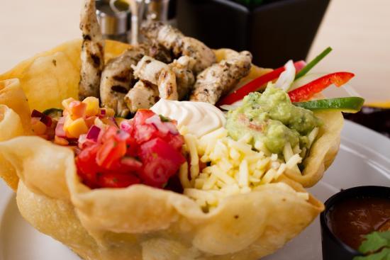 MASQSABOR: Taco Salad