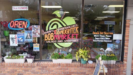 Bob and Daughter Market