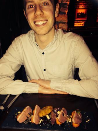 Brasserie On The Corner: IVAN IS HAPPY!