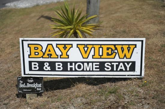 Bay-view Homestay Kaikoura: Bay View