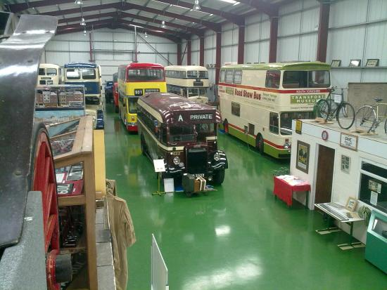 South Yorkshire Transport Museum