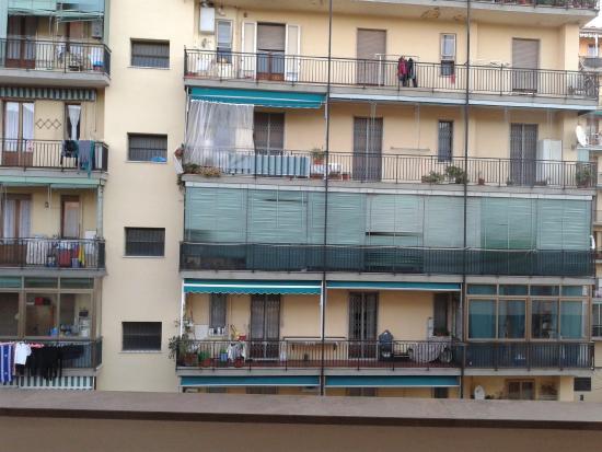Quadra Key Residence : Vista da nossa janela da sala.
