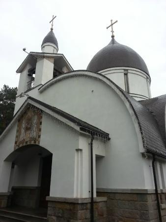 Church of the Nativity of the Blessed Virgin: Богородице-Рождественская церковь