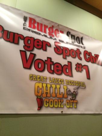 The Burger Spot