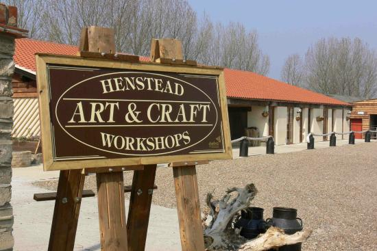 ‪Henstead Arts and Crafts Centre‬