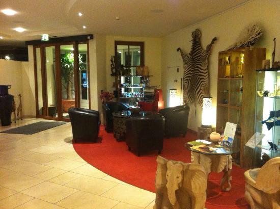 Sunderland Hotel: Die Lobby