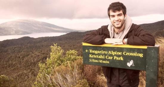 Tongariro Crossing Lodge: Lugar perfeito