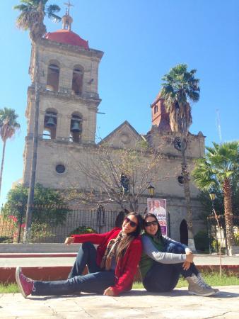 Cuatro Cienegas Reserve: Iglesia en CuatroCienegas