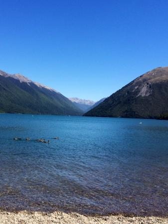 Tophouse Historic Guesthouse Cafe & Bar : Nearby Lake Rotoiti