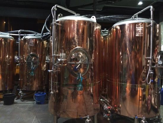 O'Brasseur: Très belle cuve de 500 litres !