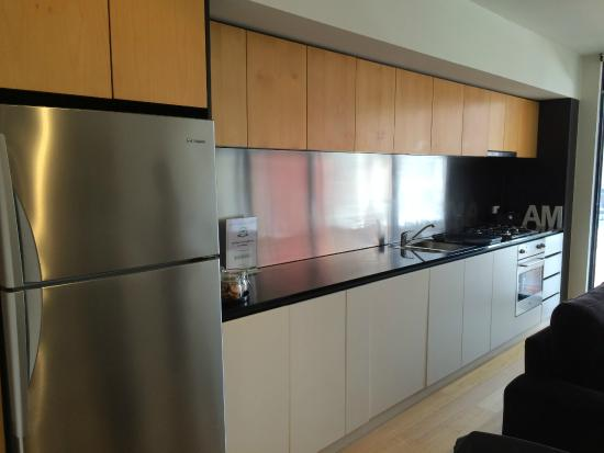About Melbourne Apartments: Kitchenette
