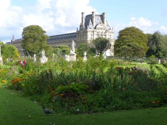 Jardin des tuileries picture of jardin des tuileries for Jardin de france magnanville 78