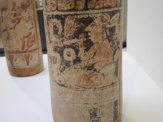 Museo Popol Vuh: vaso