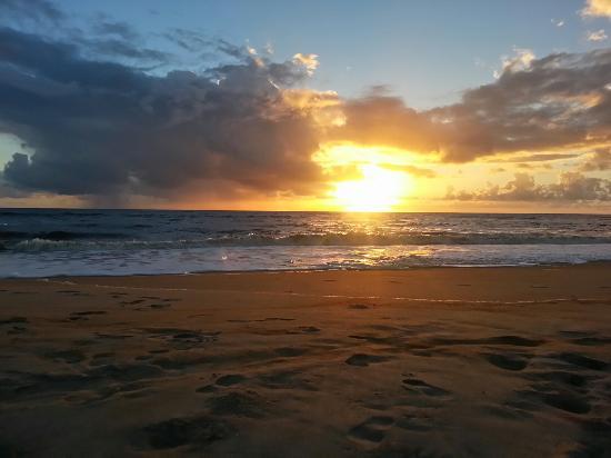 Linhares: Nascer do Sol em Pontal do Ipiranga