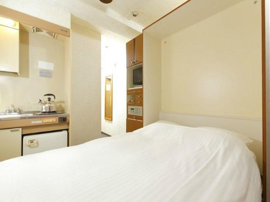 Flex Stay Inn Higashi Jujo : Economy Semi-Double