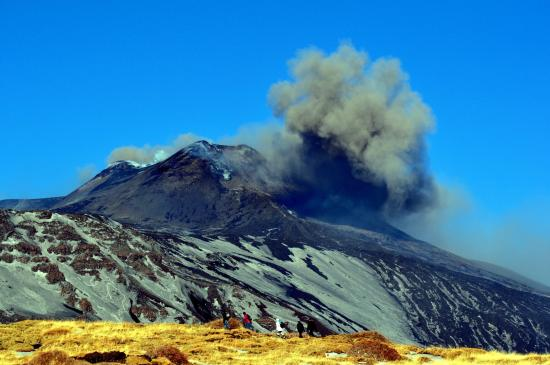 Etna Hike Excursions