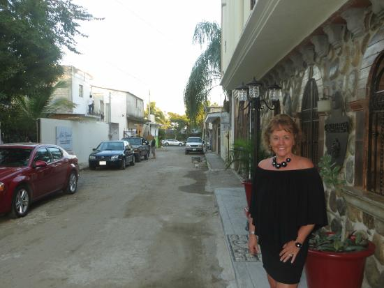 Casa Teresa Ristorante Italiano : In front of Casa Teresa's Restaurant