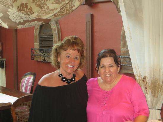 Casa Teresa Ristorante Italiano : The owner Teresa was awesome!