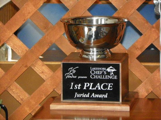 Harbor View Grille: 1st Place Best on the the Lake Michigan Shoreline