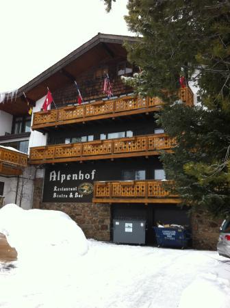 Alpenhof Lodge : Alpenhof