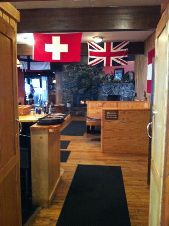 Alpenhof Lodge : Bistro