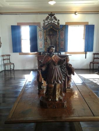 Exemplo de barroco brasileiro encontrado no Museu do Diamante!