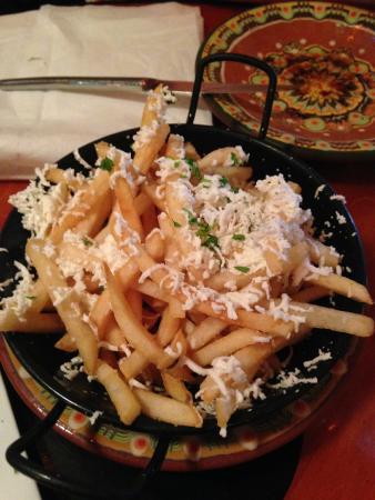 Feta Fries - Picture of Forte, Las Vegas - TripAdvisor