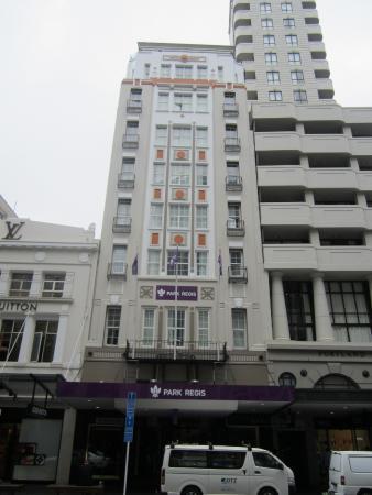 Grand Windsor Hotel Auckland : 外観