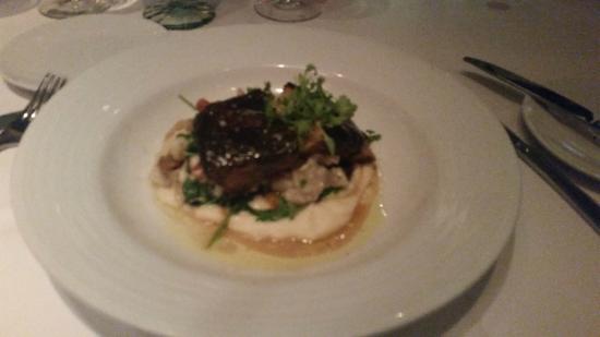 "Fin Seafood: ""Smoked"" Salmon"