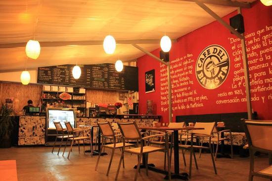 Café del Barista Aranjuez